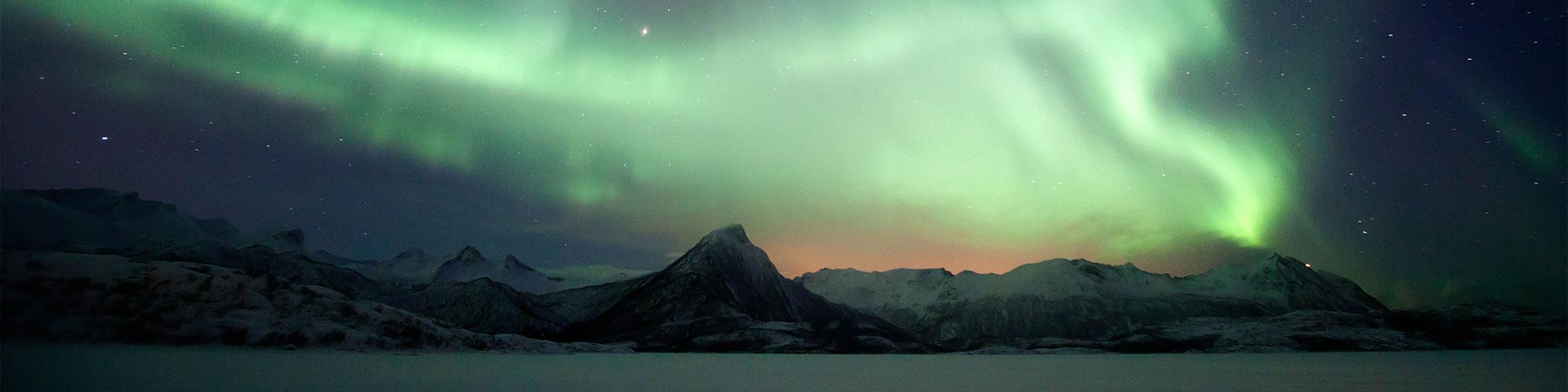 ©Smitinbeeld - Aurora en Landscape Lofoten