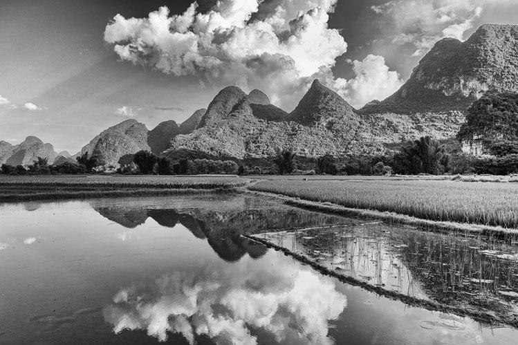 Karstgebergte Yangshuo - ©Charles Borsboom