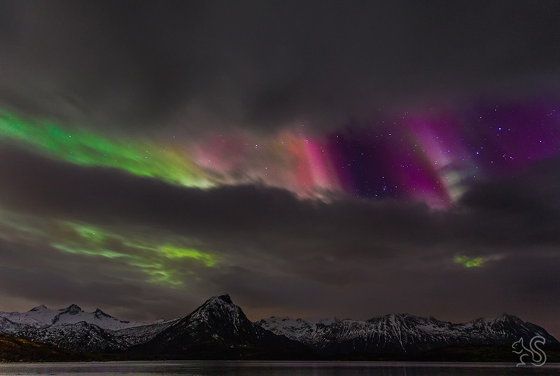 Noorderlichtfotografie - ©Smitinbeeld