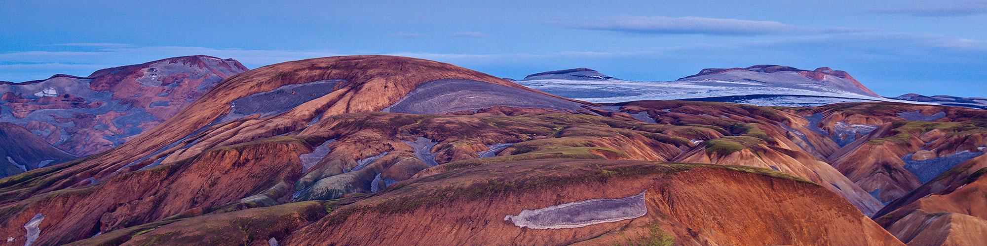 Landmannalaugar - ©Theo Bosboom