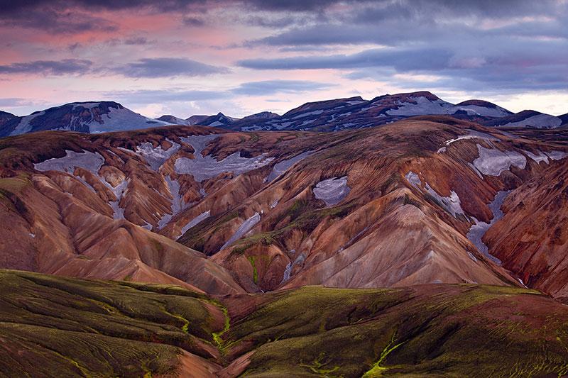 fotoreis Landmannalaugar IJsland - ©Theo Bosboom