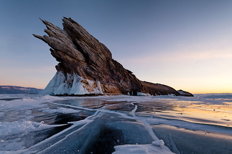 Fotoreis Baikal - Rusland - ©Charles Borsboom